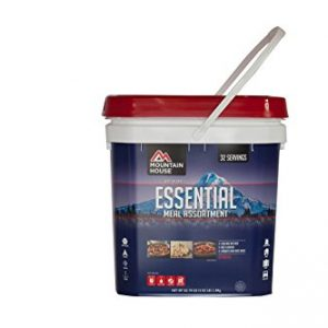 Mountain House Just In Case…Essential Bucket