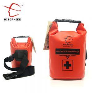Waterproof dry bag 2L First Aid Kit Bag Emergency Travel Bag Rafting Camping Kayaking Portable Medical Lightweight Canoeing Bag