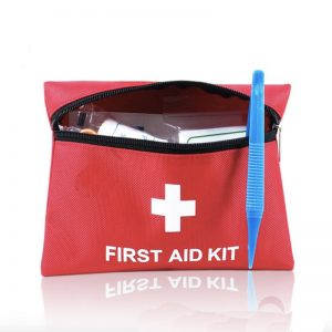 outdoor travel first aid kits camping Emergency Kit 13items