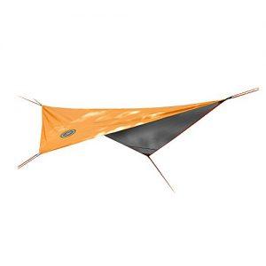 UST Tube Tarp and Camping Shelter, Orange