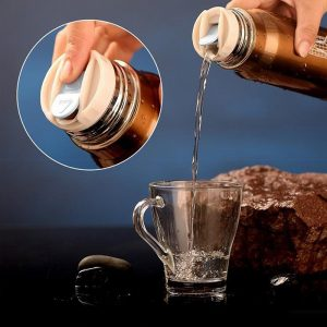 350ml Stainless Steel Thermos Coffee Mug Bullet Vacuum Flask Cup Travel Drink Bottle
