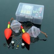 Fishing Tackle Sea Box Hook Set Monsters with Six Strong Explosion Fish Hooks Tool High Quality NEW