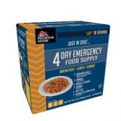 Mountain House Just In Case 4-Day Emergency Food Supply