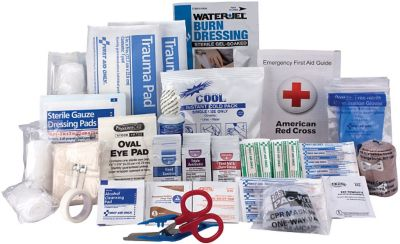 First Aid Only First Aid Kit Refill, ANSI A+, 50 Person, 183 Pieces